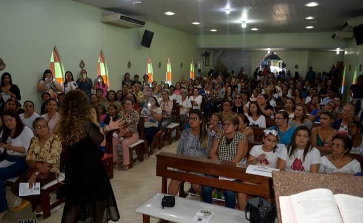 SANTA MISSA COM PARTICIPAÇÃO DE ELBA RAMALHO 24/08/2018 – ORATÓRIO N. SRA. DAS GRAÇAS