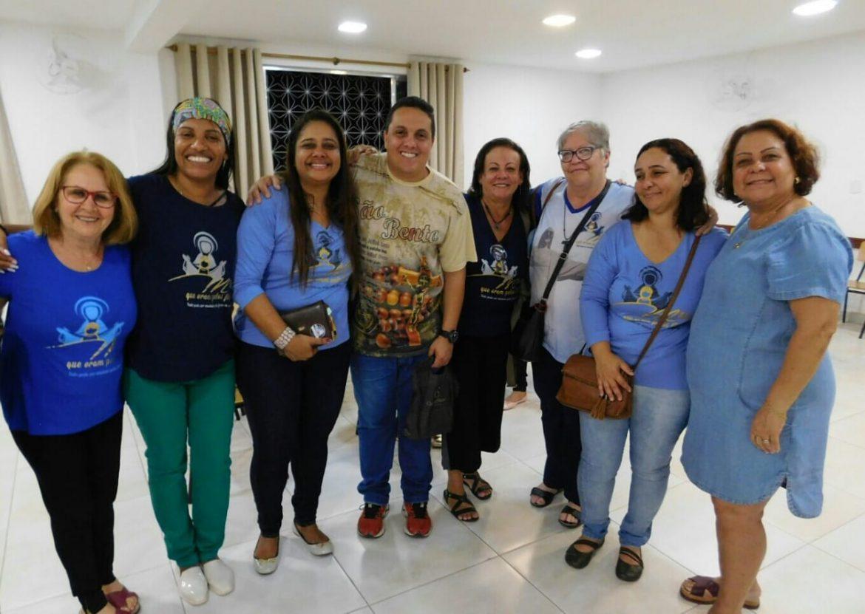 Depoimento Grupo de Mães da Paróquia São Judas Tadeu