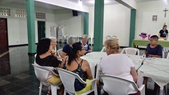 Confraternização – Comunidade Nossa Senhora de Fátima