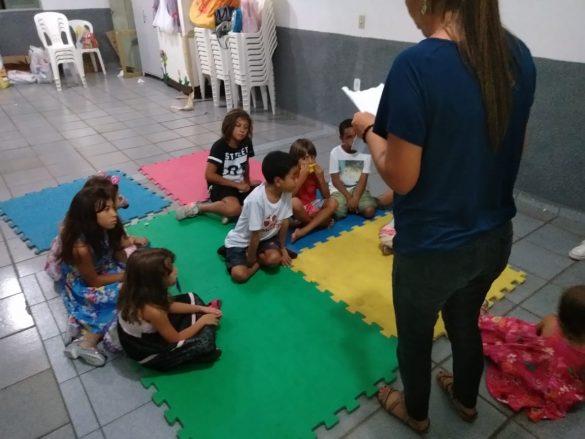 MÃES QUE ORAM SÃO FRANCISCO DE ASSIS – SERRA/ES