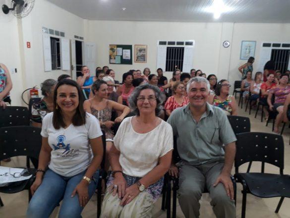 NOVO GRUPO EM VILA PAVÃO/ES