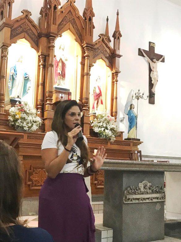 RECONCILIAI-VOS COM DEUS! – Matriz São Sebastião, Jucutuquara, Vitoria/ES