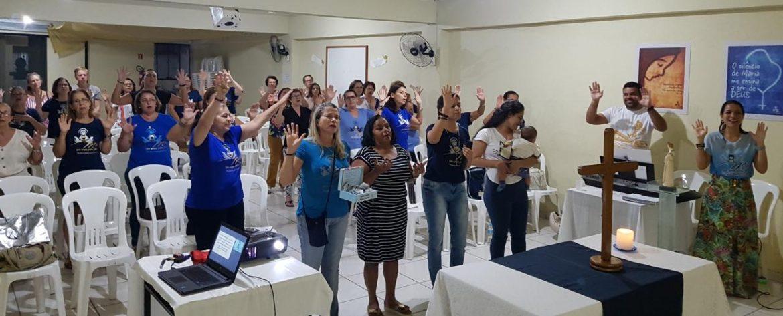 MÃES QUE ORAM / SÃO FRANCISCO DE ASSIS – SERRA/ES