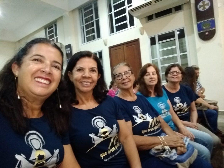 SANTA MISSA NA COMUNIDADE SANTA LUZIA – PRAIA DA COSTA – VILA VELHA/ES