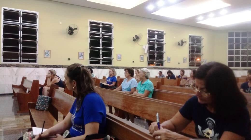 GRUPO DE MÃES COM. NOSSA SENHORA DE FÁTIMA – CACHOEIRO/ES