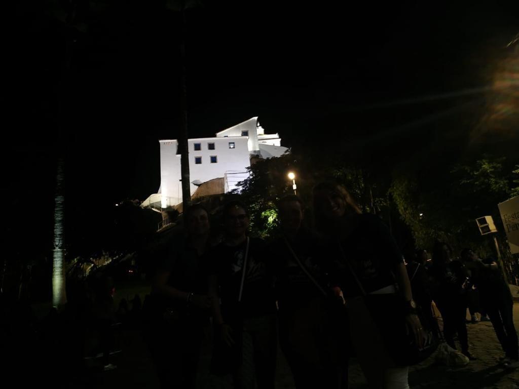 1ª VIA-SACRA NOSSA SENHORA DE LA SALETTE – ARQUIDIOCESE DE VITÓRIA