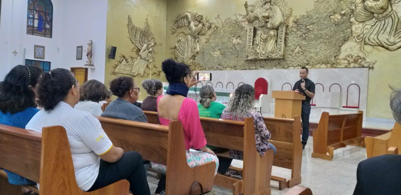 GRUPO PARÓQUIA SÃO SEBASTIÃO – KAIRÓS DA RECONCILIAÇÃO