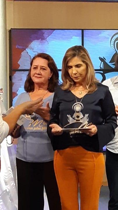 PROGRAMA PAPO DE MÃE QUE ORA – TV EVANGELIZAR   CURITIBA/PR