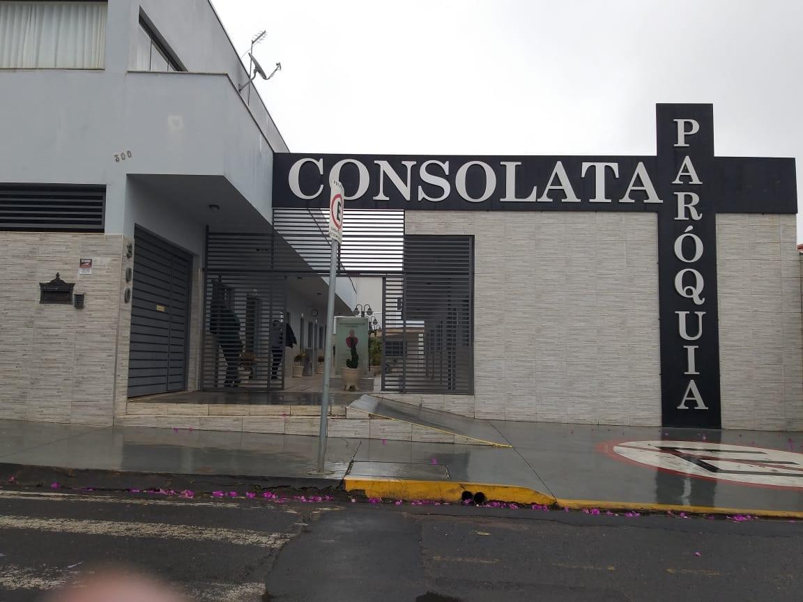 NOSSA SENHORA CONSOLATA – JARDIM ALVORADA – SÃO MANUEL/SP