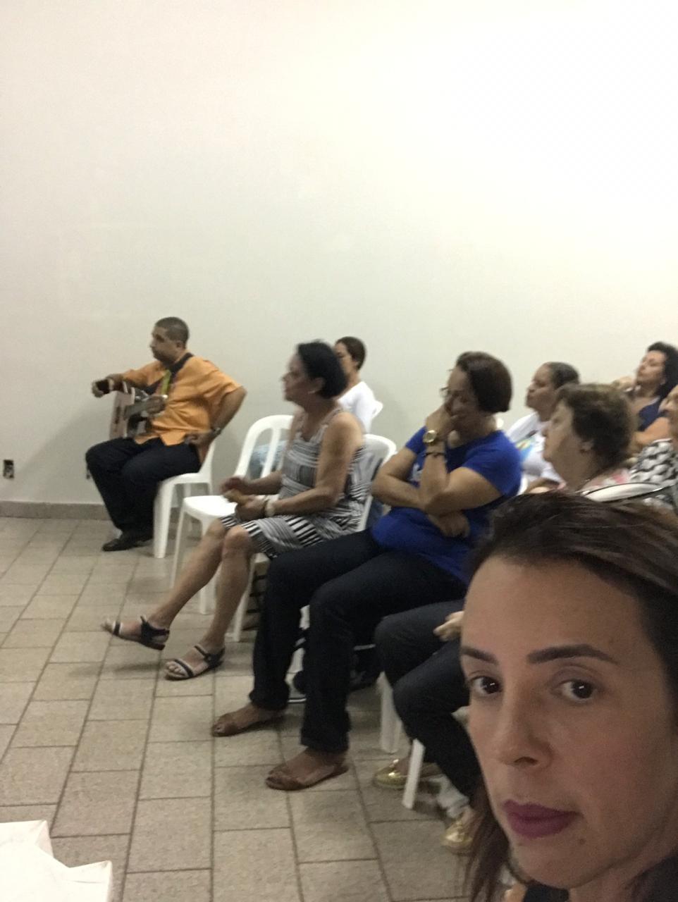 GRUPO DE MÃES DA PARÓQUIA NOSSA SENHORA DA VITÓRIA