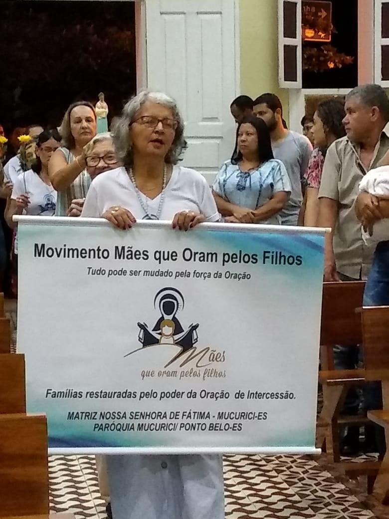 ANIVERSÁRIO DE 3 ANOS DO GRUPO DE MÃES – PONTO BELO/ES