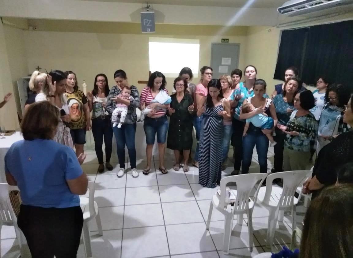 GRUPO DE MÃES DA MATRIZ SÃO FRANCISCO DE ASSIS / ES