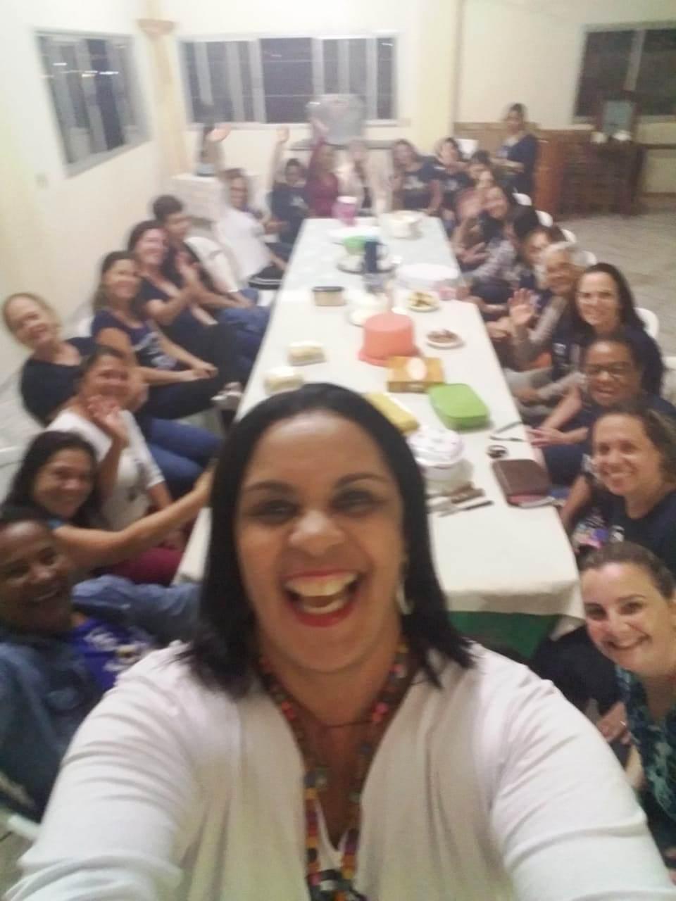 CONFRATERNIZAÇÃO DOS 3 ANOS DO GRUPO DE MÃES DA PARÓQUIA SÃO LUCAS