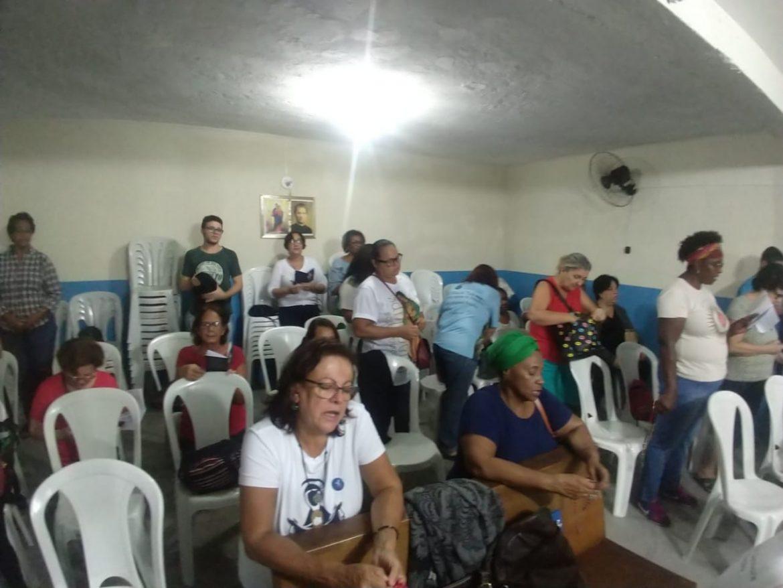 AMO RJ NA CASA DE EVANGELIZAÇÃO CANÇÃO NOVA/RJ