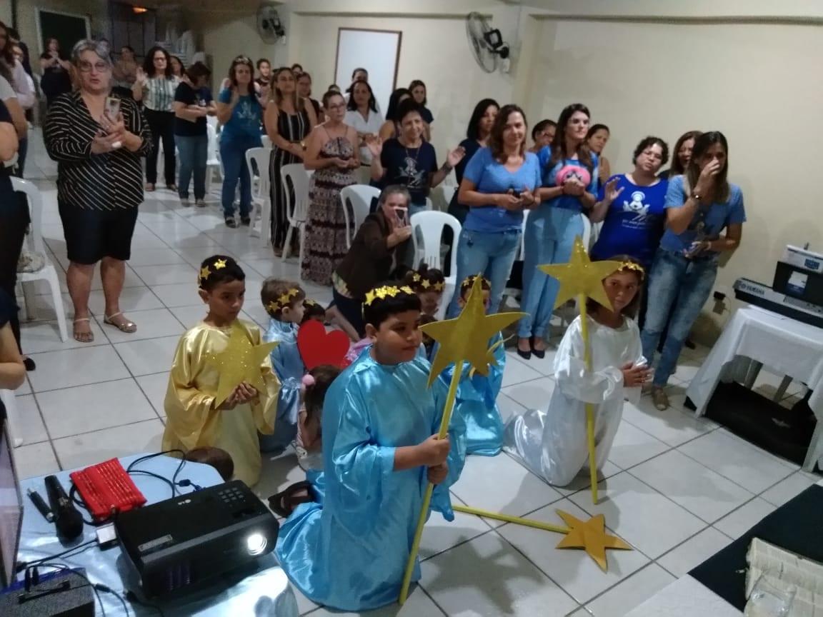 GRUPO DE MÃES DA MATRIZ SÃO FRANCISCO DE ASSIS – SERRA/ES