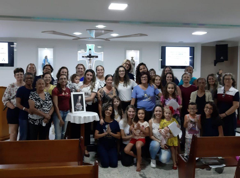 GRUPO DE MÃES DA COMUNIDADE SÃO PEDRO – SERRA/ES
