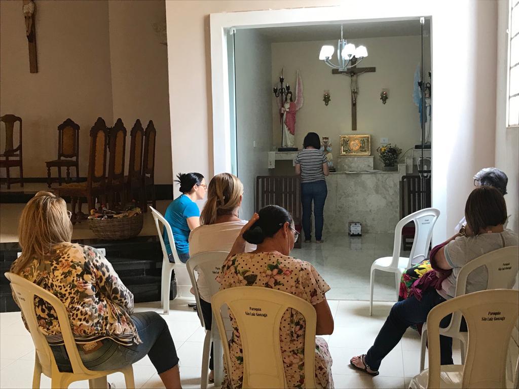 ALAGOAS EM UNIDADE REZANDO AS MIL AVE-MARIAS