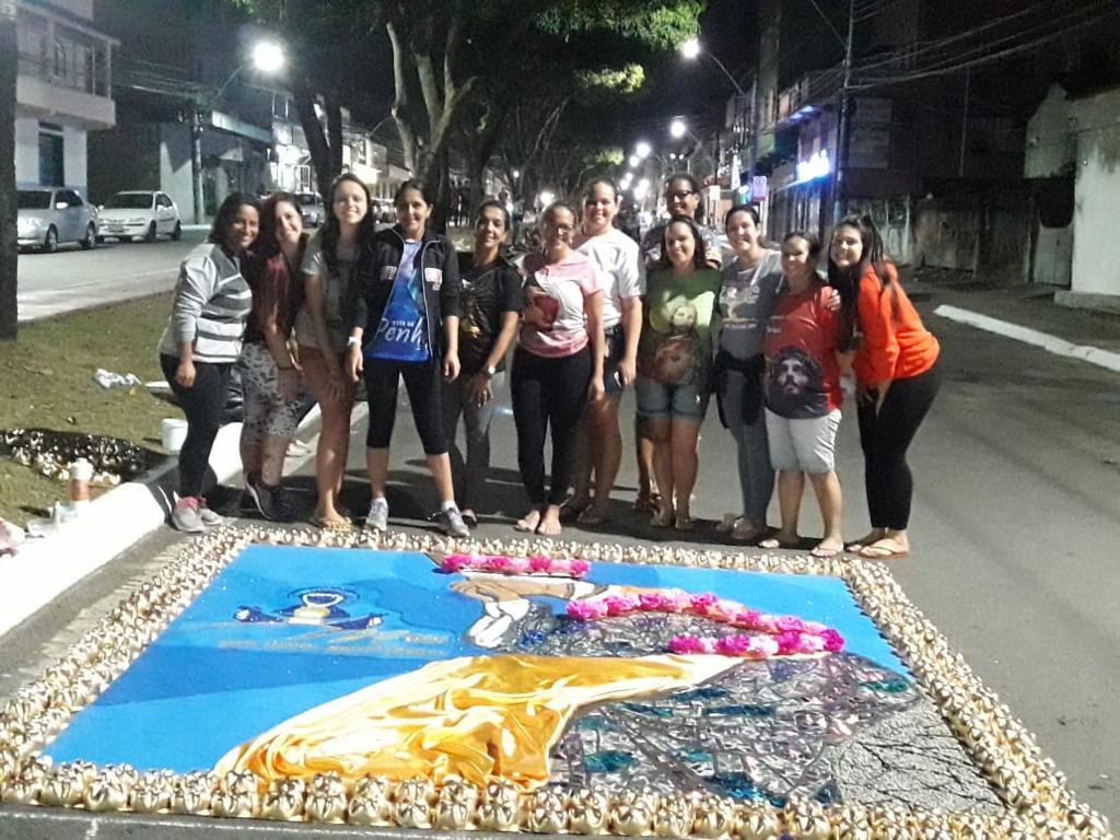 TAPETES DE SAL 2019 (CORPUS CHRISTI)
