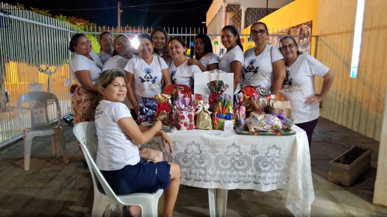 ENCONTRO DO GRUPO DE MÃES DE JUCURUTU – RN NA FESTA DE SANTA ISABEL