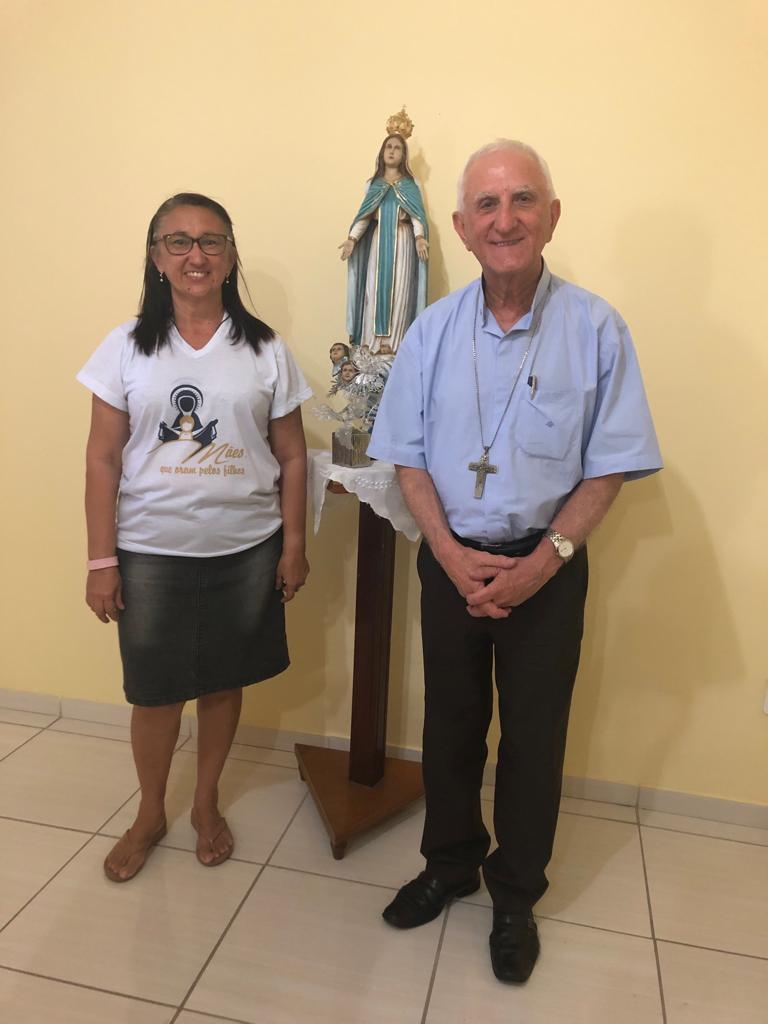 VISITA À DIOCESE DE ITAPIPOCA – CE