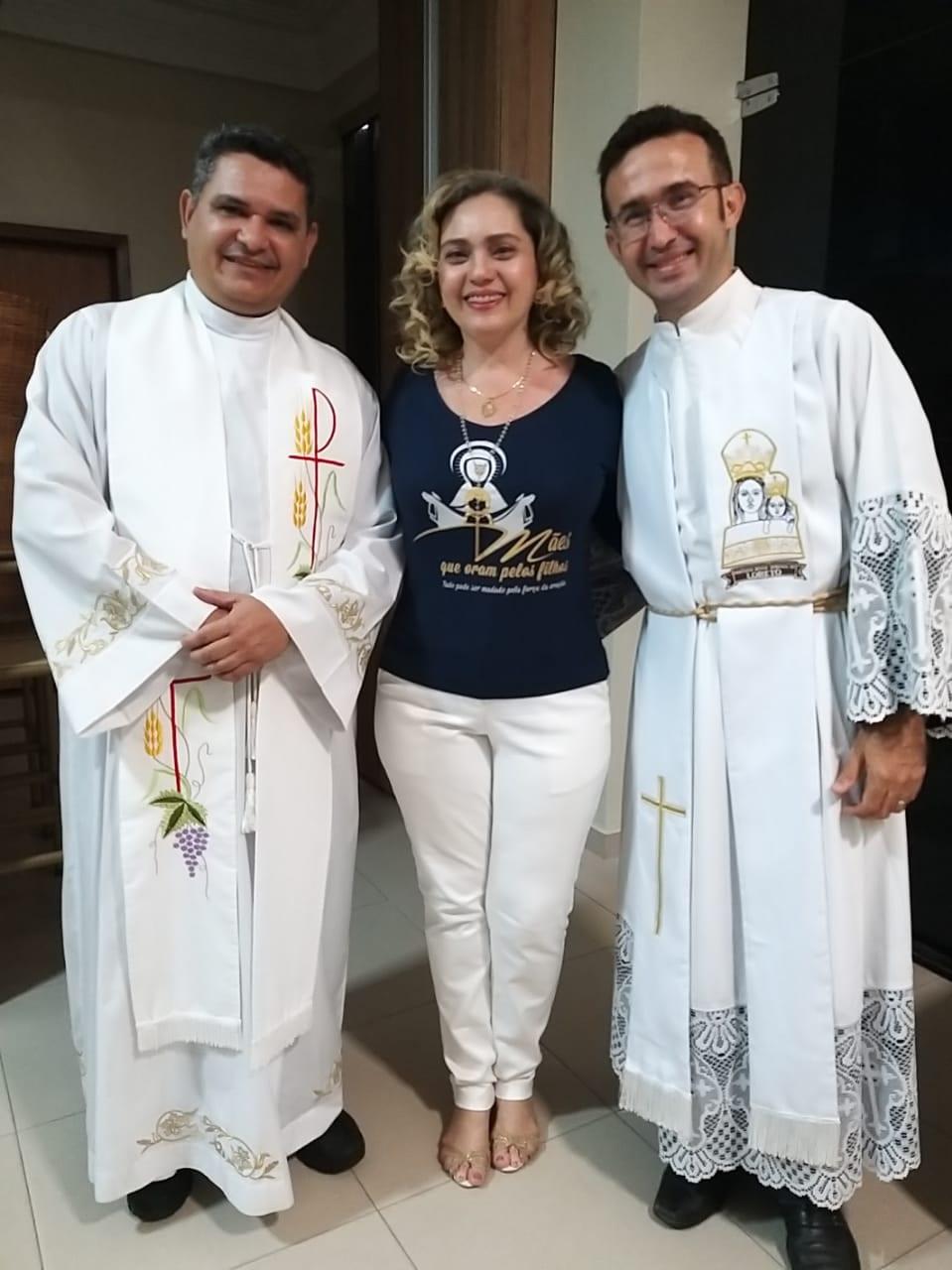 ORAÇÃO E PREVENÇÃO COM DOM ANTÔNIO ASSIS BISPO AUXILIAR DE BELÉM/PA