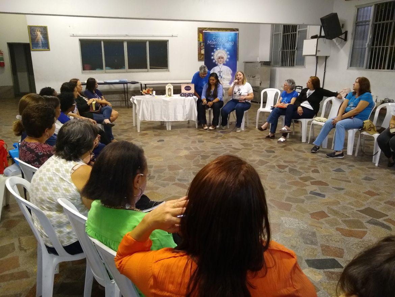 SANTUÁRIO DA DIVINA MISERICÓRDIA – VILA VALQUEIRE/RJ