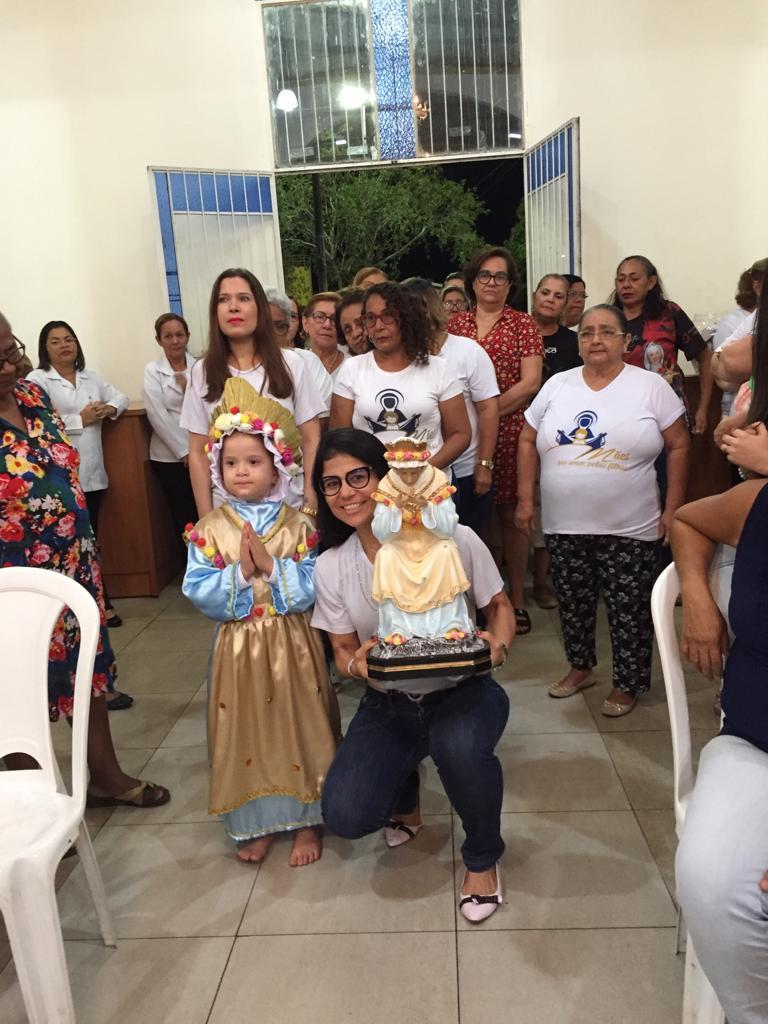 PARÓQUIA NOSSA SENHORA DO PERPÉTUO SOCORRO – AM
