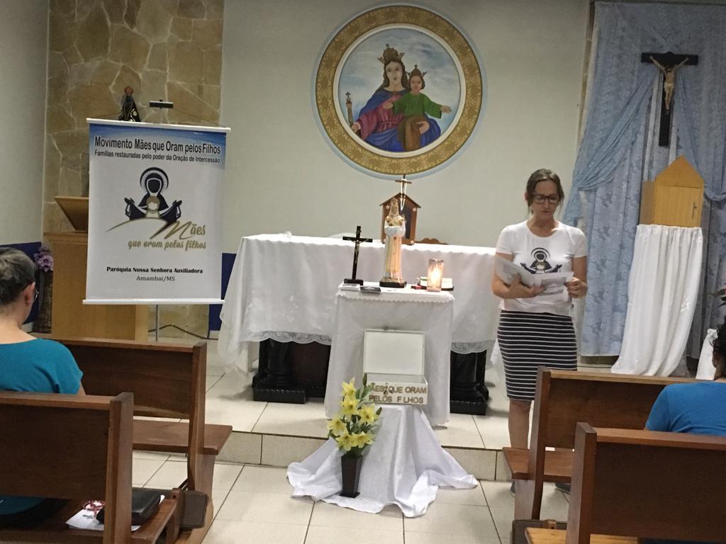 MÃES DE AMAMBAÍ/MS E AS MULHERES DA BÍBLIA