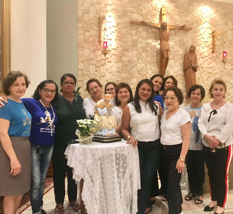 Mães que Oram da Paróquia São Francisco, em Dourados
