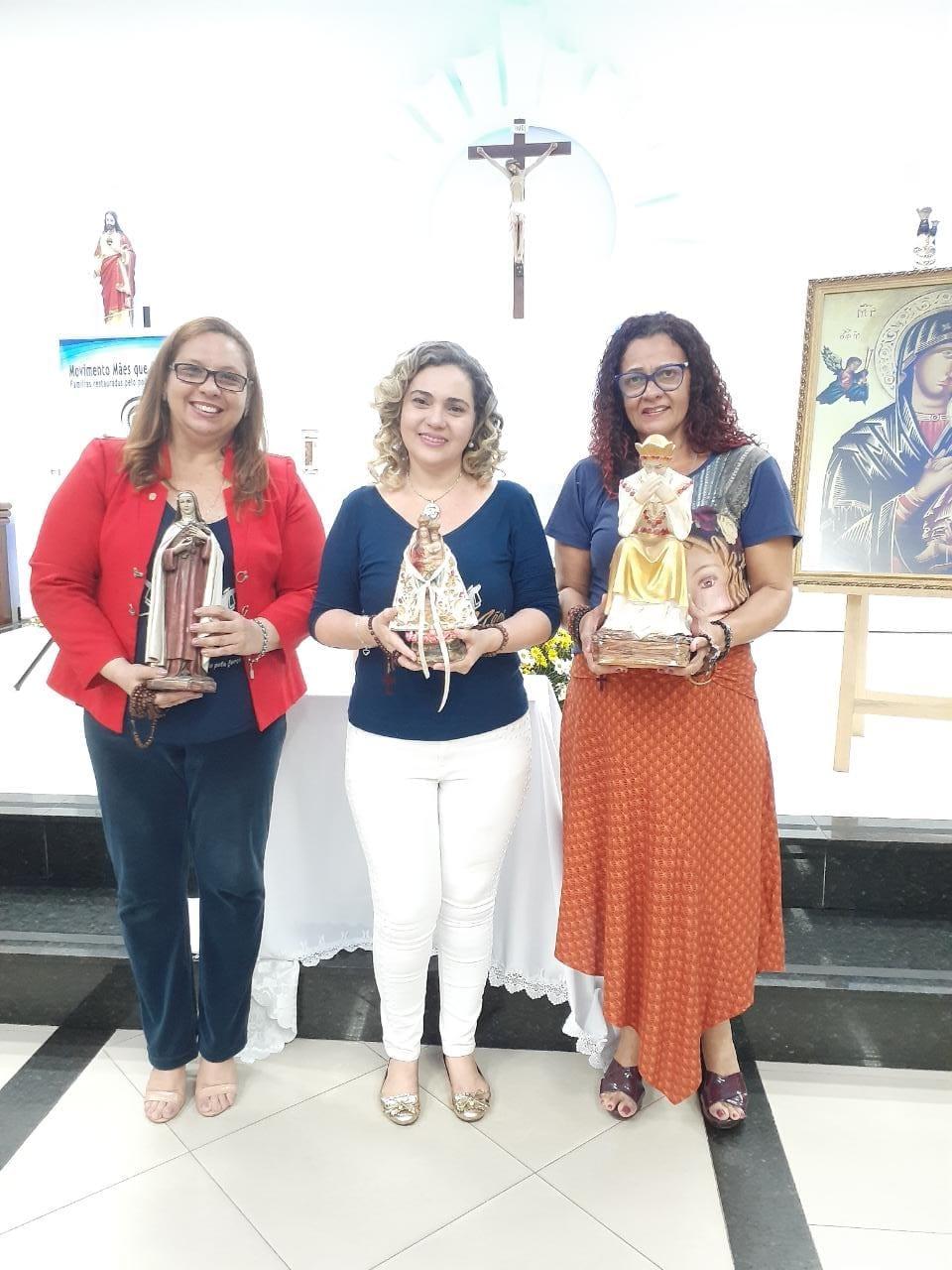 GRUPO DE MÃES DA PARÓQUIA NOSSA SENHORA DE LORETO – BELÉM/PA