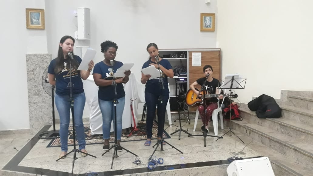 PARÓQUIA MÃE DA DIVINA MISSERICÓRDIA-MARCÍLIO DE NORONHA/ES