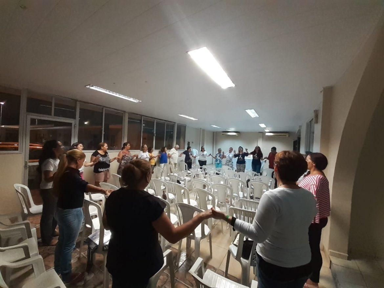 ENCONTRO DA PARÓQUIA NOSSA SENHORA DE LORETO – BELÉM/PA
