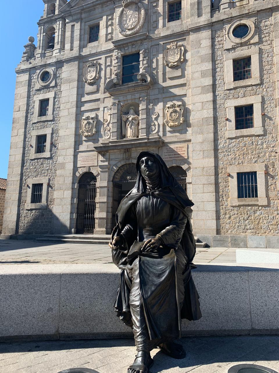 SANTA TERESA DE ÁVILA, DOUTORA DA IGREJA