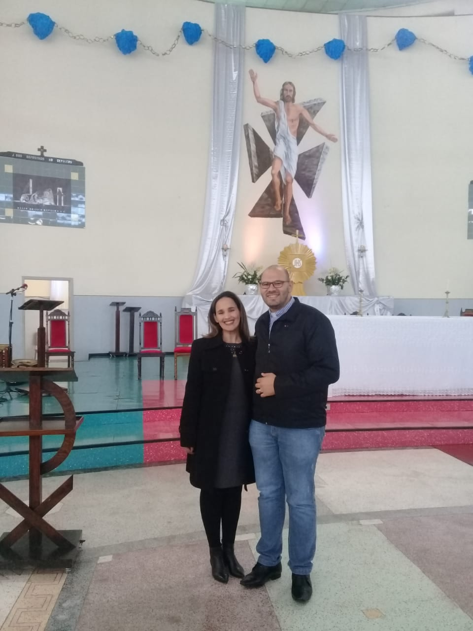 I ENCONTRO – COORDENAÇÃO ESTADUAL E DIRETOR ESPIRITUAL – RS