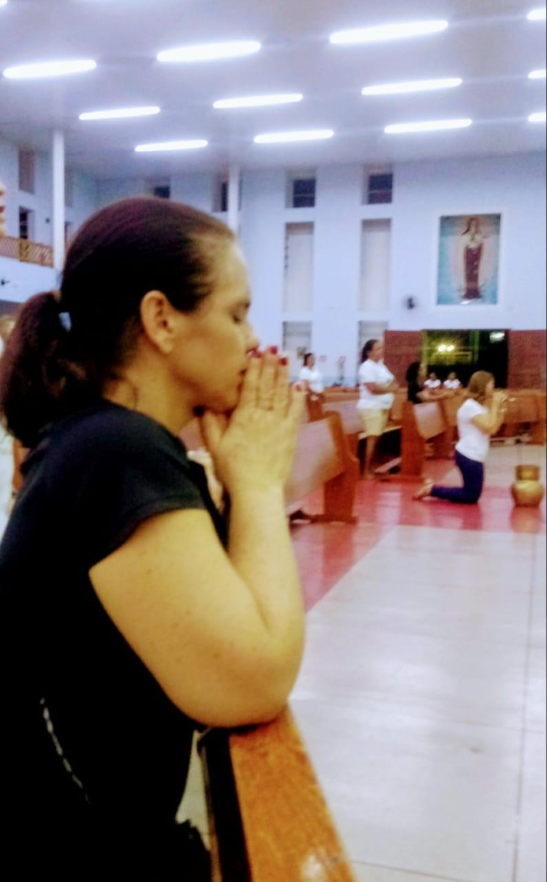 PARÓQUIA NOSSA SENHORA DA CONCEIÇÃO – VÁRZEA DE PALMA/MG
