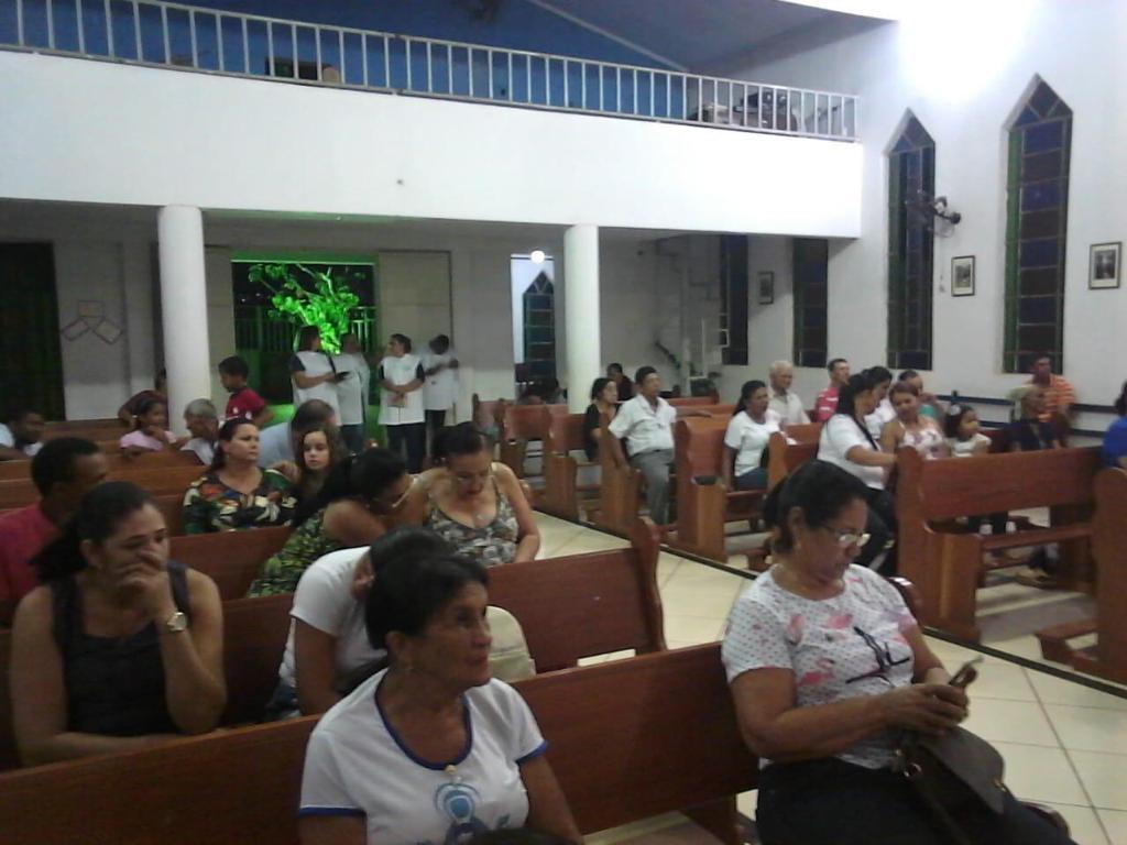 PARÓQUIA SANTÍSSIMO CORAÇÃO DE JESUS – CORAÇÃO DE JESUS/MG