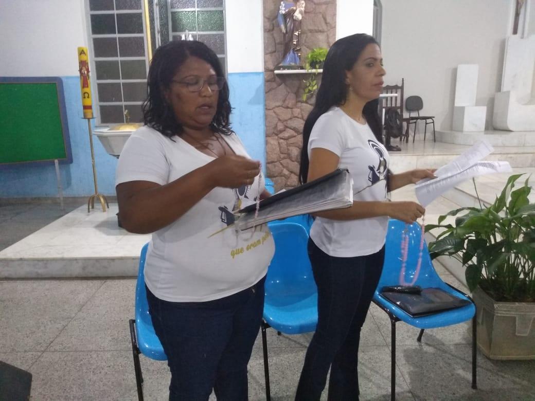 PARÓQUIA NOSSA SENHORA DA CONSOLAÇÃO – MONTES CLAROS/MG