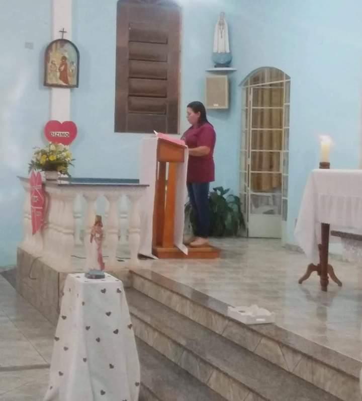 COMUNIDADE SANTO EXPEDITO – BARBACENA/MG