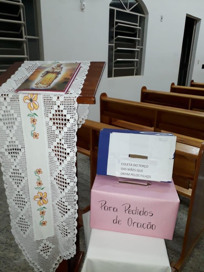 PARÓQUIA NOSSA SENHORA APARECIDA – CAPELINHA/MG
