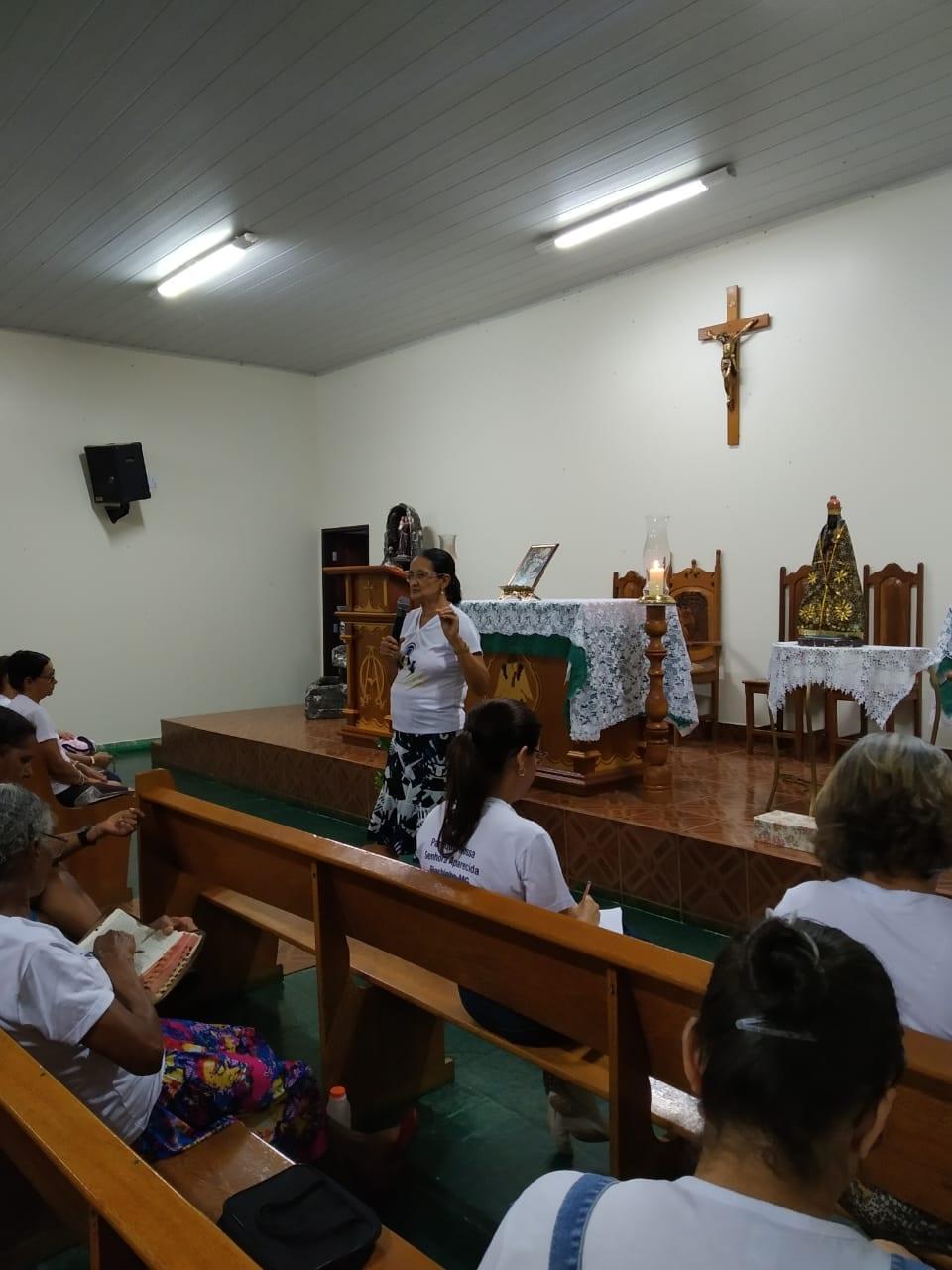 PARÓQUIA NOSSA SENHORA APARECIDA – RIACHINHO/MG