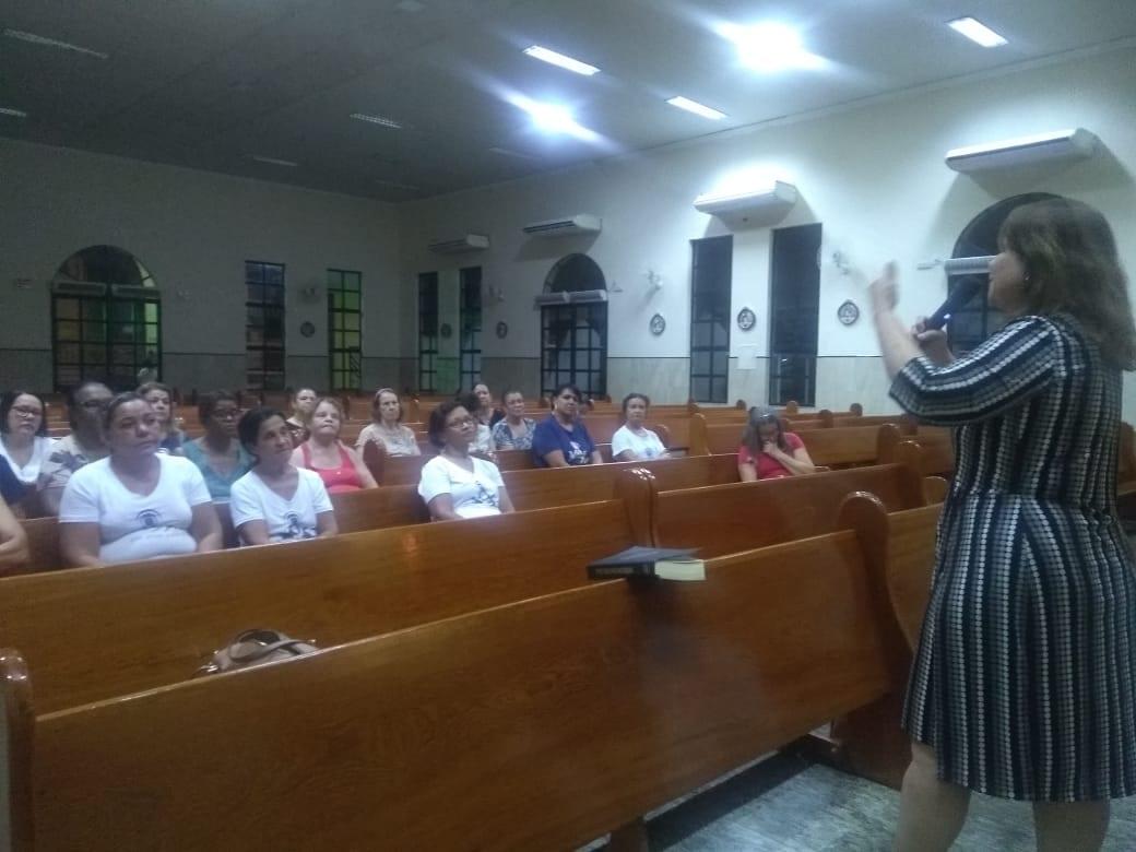 PARÓQUIA SANTA TERESINHA – GOVERNADOR VALADARES/MG