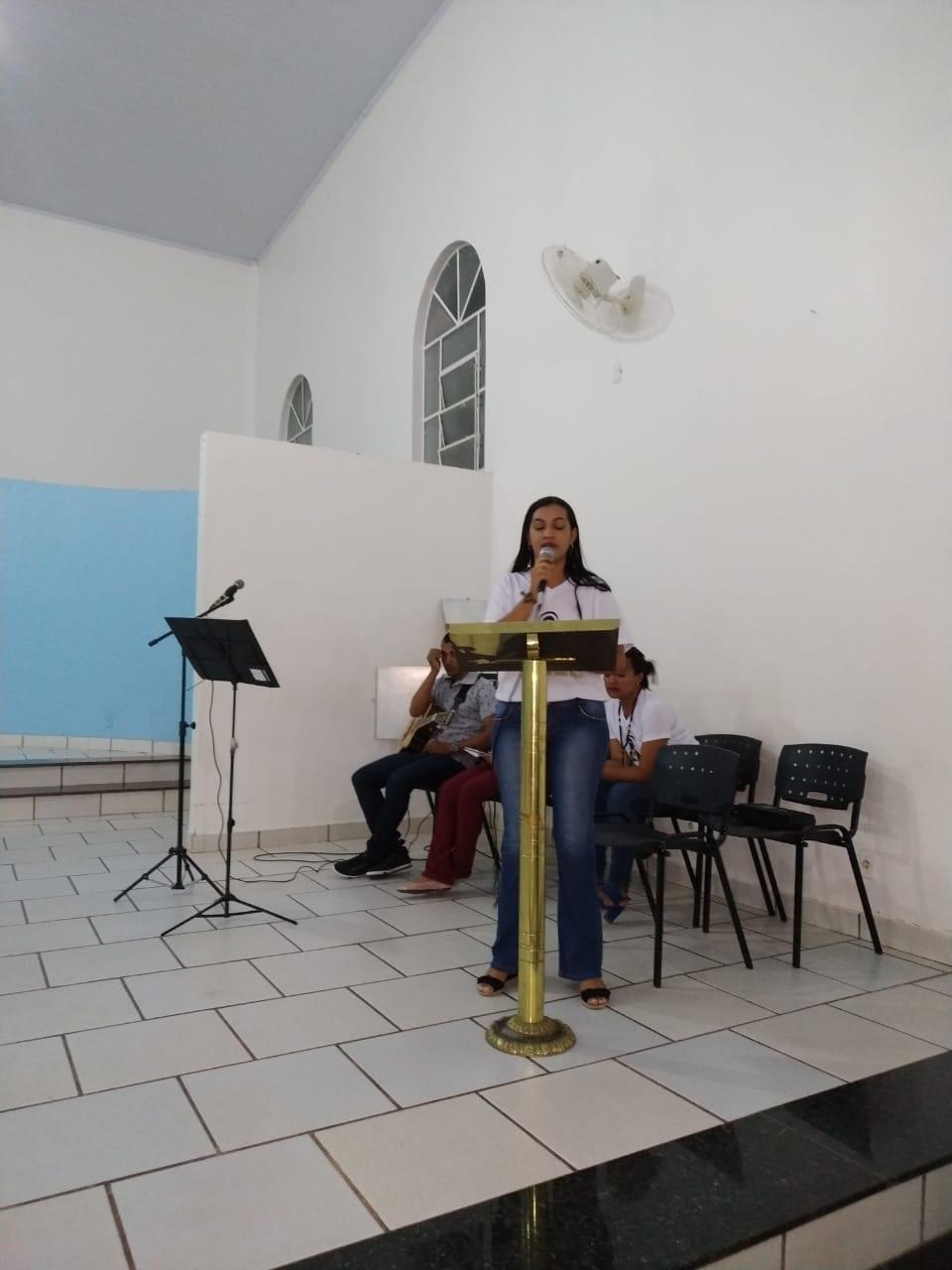 PARÓQUIA NOSSA SENHORA APARECIDA – BRASÍLIA DE MINAS/MG