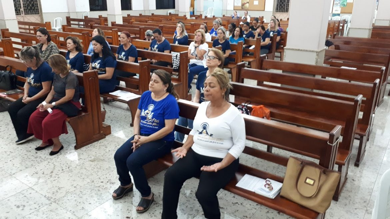 GRUPO DE MÃES PARÓQUIA SANTA RITA DE CÁSSIA – ITAPERUNA/RJ