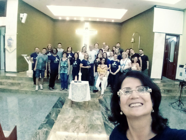 GRUPO DE MÃES DA COMUNIDADE NOSSA SENHORA DE FÁTIMA – CACHOEIRO/ES