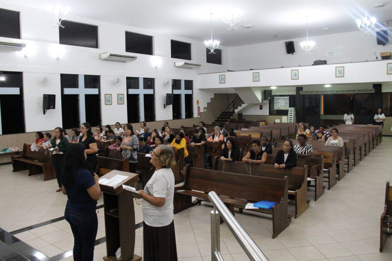 GRUPO DE MÃES PARÓQUIA NOSSA SENHORA DE LOURDES – ITAPERUNA/RJ