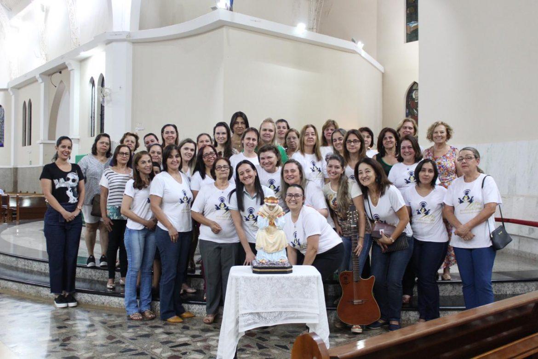 PARÓQUIA SENHOR BOM JESUS DA CANA VERDE – ARAGUARI/MG