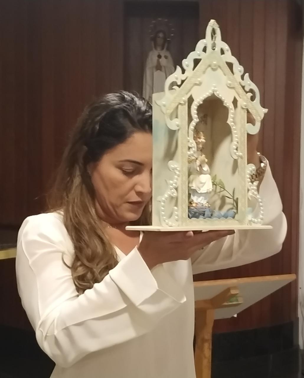 PARÓQUIA NOSSA SENHORA ROSA MÍSTICA – MONTES CLAROS/MG