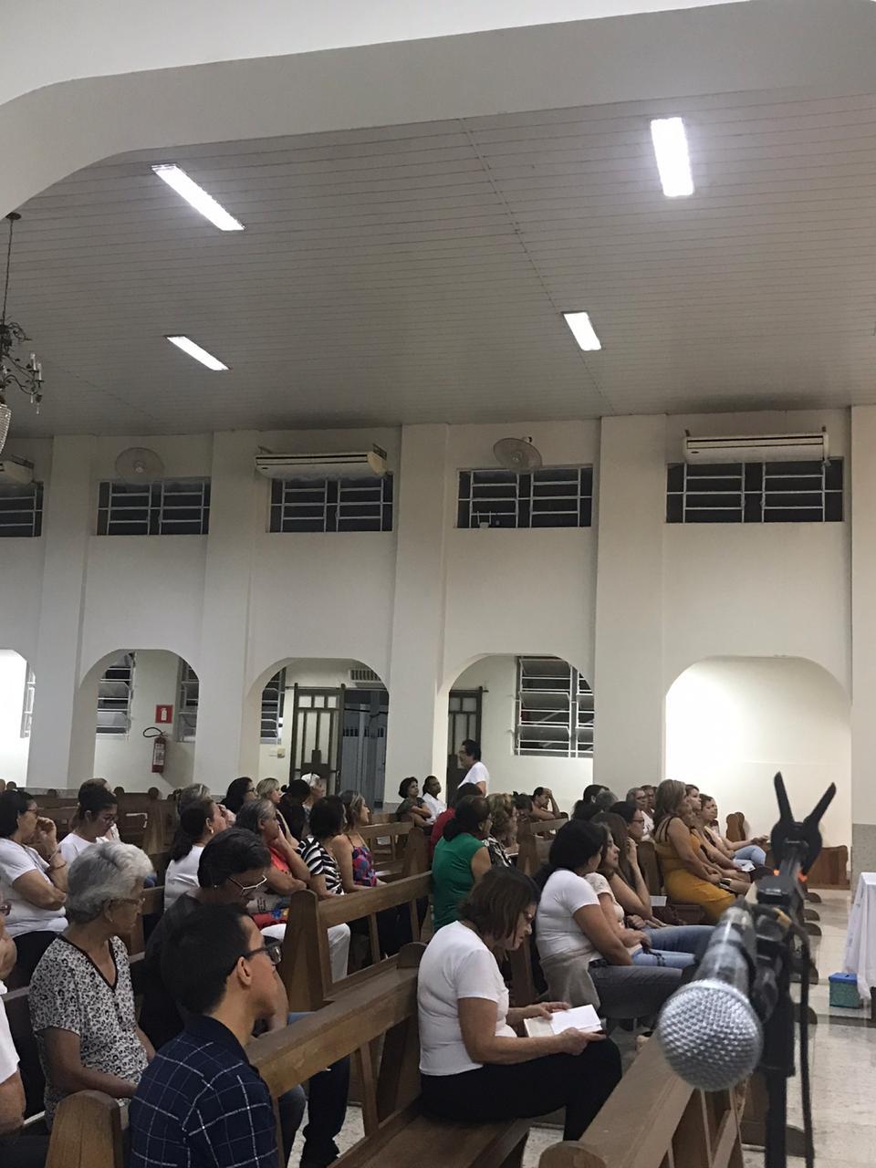 PARÓQUIA SÃO SEBASTIÃO – MONTES CLAROS/MG