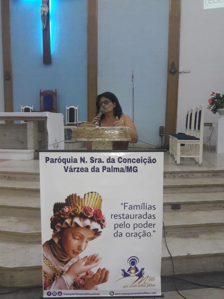 PARÓQUIA NOSSA SENHORA DA CONCEIÇÃO – VÁRZEA DA PALMA/MG