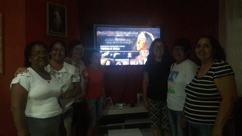 SESSÃO DE CINEMA EM CORUMBÁ